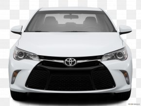 Toyota - 2015 Toyota Camry Car 2016 Toyota Camry SE Front-wheel Drive PNG