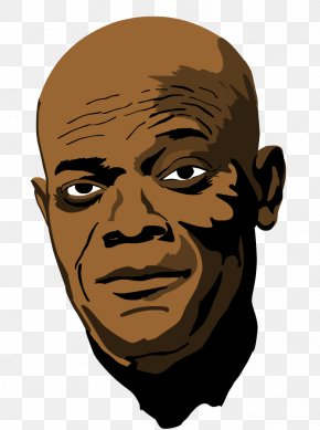 Samuel L Jackson Free Download - Samuel L. Jackson Cartoon PNG