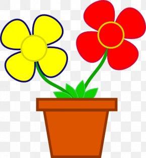 Boterfly Bubble - Clip Art Flowerpot Free Content Colorful Flower Pot PNG