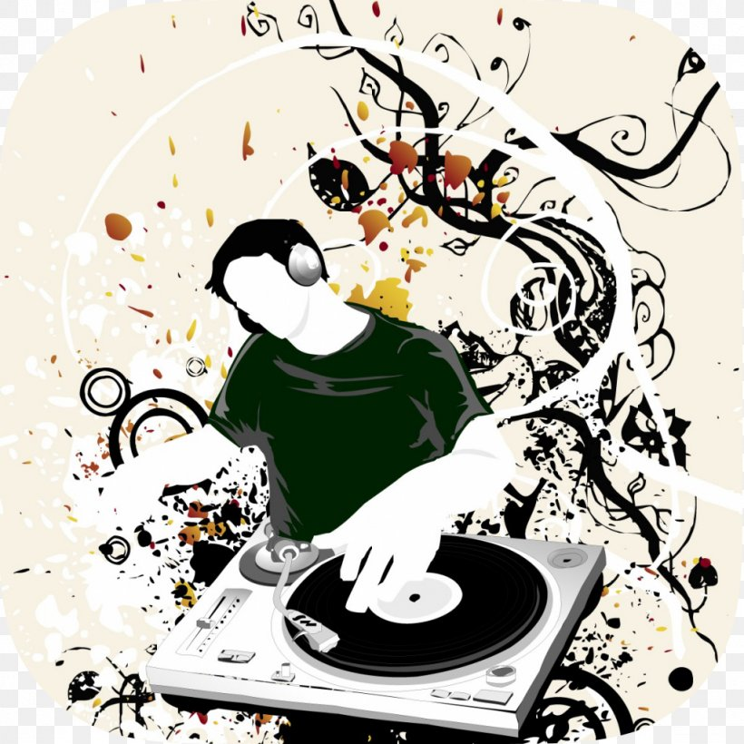 DJ in London
