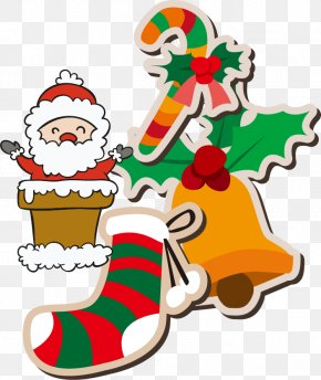 Santa Claus Christmas Promotions - Santa Claus Christmas Ornament Clip Art PNG