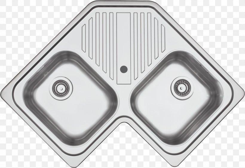 Kitchen Sink Stainless Steel, PNG, 1024x703px, Kitchen Sink, Ceramic, Edelstaal, Escorredora, Franke Download Free