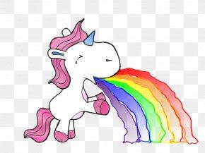 Cartoon Unicorn Quotes Tumblr - Unicorn Drawing Clip Art PNG