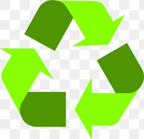 Recycle Green Icon - Recycling Symbol Clip Art PNG