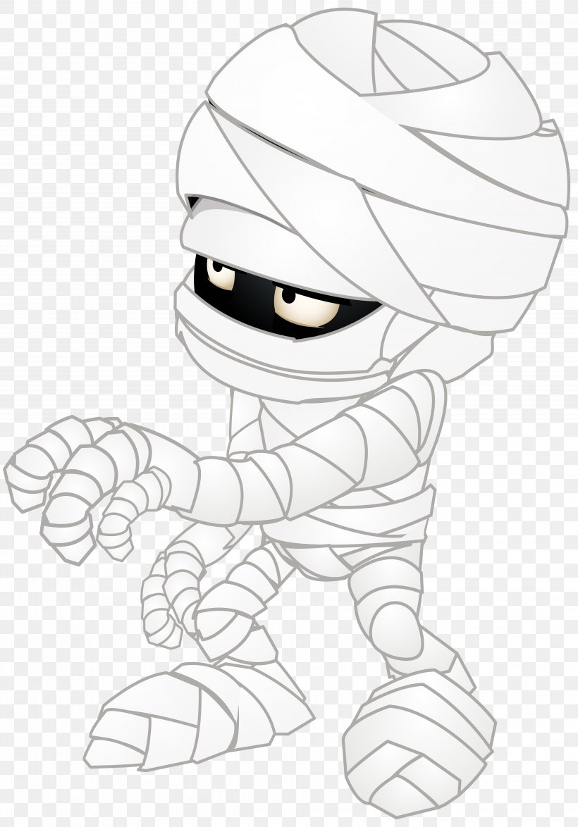 Black and white line art cartoon sketch png 5583x8000px
