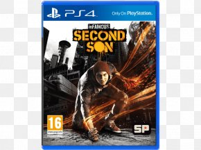 InFamous - Infamous Second Son A Way Out Assassin's Creed IV: Black Flag PlayStation 4 Video Game PNG