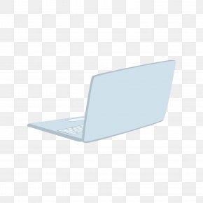 Light Blue Laptop - Laptop Blue PNG