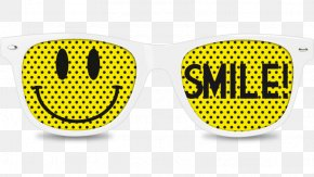 Glasses - Sunglasses Goggles Product Design Yellow PNG