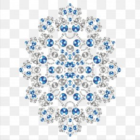 Blue Gemstone Jewelry - Blue Diamond Jewellery PNG