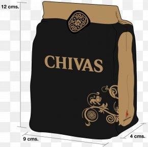 Design - Chivas Regal Text Industrial Design Font PNG