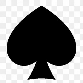 Suit - Spades Playing Card Clip Art PNG