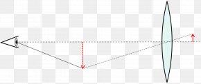 Magnifying Glass - Magnifying Glass Lens Magnification Optische Abbildung Focal Length PNG
