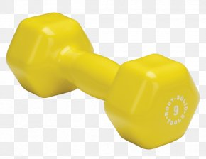 Dumbbell - Dumbbell Physical Fitness Kettlebell Weight Training Aerobics PNG