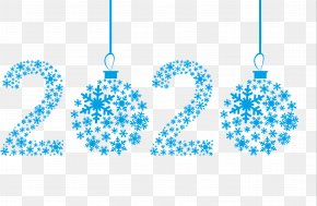 Christmas Ornament Interior Design - Happy New Year 2020 Happy 2020 2020 PNG