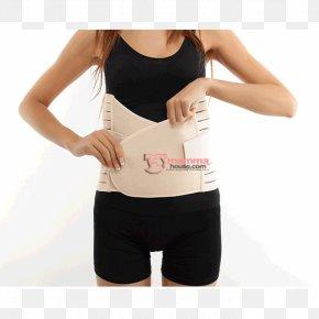 Postpartum Confinement - Waist Postpartum Period Abdomen Childbirth Belt PNG
