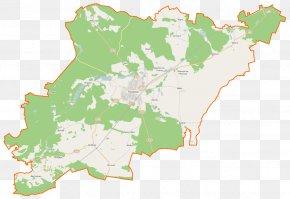 Map - Runowo, Czarnków-Trzcianka County Radolin, Greater Poland Voivodeship Łomnica, Czarnków-Trzcianka County Niekursko PNG