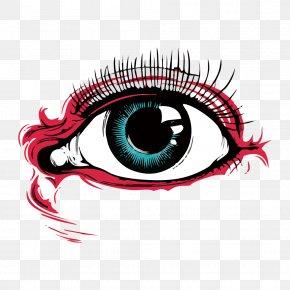 Eye - Human Eye Drawing PNG