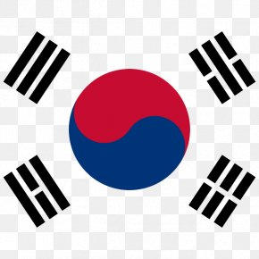 Flag - Flag Of South Korea Korean Peninsula National Flag PNG