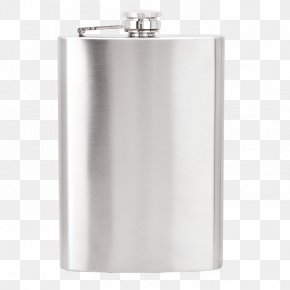 Flask - Hip Flask Stainless Steel Water Bottles Metal Laboratory Flasks PNG