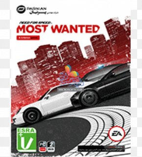 Need For Speed - Need For Speed: Most Wanted Xbox 360 PlayStation 2 Video Game PNG