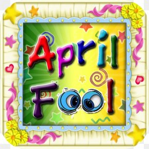 April Fool's Day Practical Joke Hoax PNG