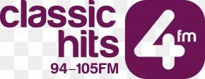 Radio Station - Classic Hits 4FM Limerick Dublin Galway Internet Radio PNG