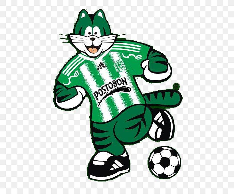 Atletico Nacional Mascot Los Del Sur Sport Football Png 522x681px Mascot Area Artwork Ball Cartoon Download