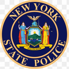 Police - New York State Police Ontario County, New York Trooper PNG
