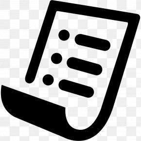 Invoices Icon - Purchase Order Clip Art Icon Design PNG