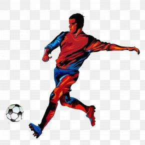 Play Football Player - FIFA World Cup Football Player Poster PNG
