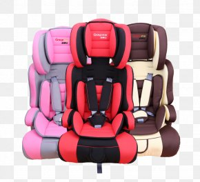 Child Safety Seats - Car Child Safety Seat PNG