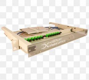 Optical Fiber - Rack Unit 19-inch Rack Optical Fiber Electrical Enclosure Network Cards & Adapters PNG