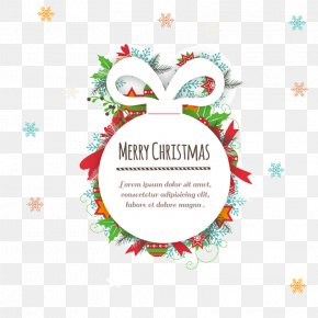 White Christmas Paper Lob Vector Material - Christmas Ornament Paper Euclidean Vector Gift PNG