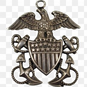 Anchor - United States Of America Eagle, Globe, And Anchor United States Navy PNG