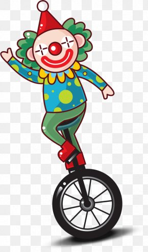 Clowns, Cartoon Clown - Clown Download PNG