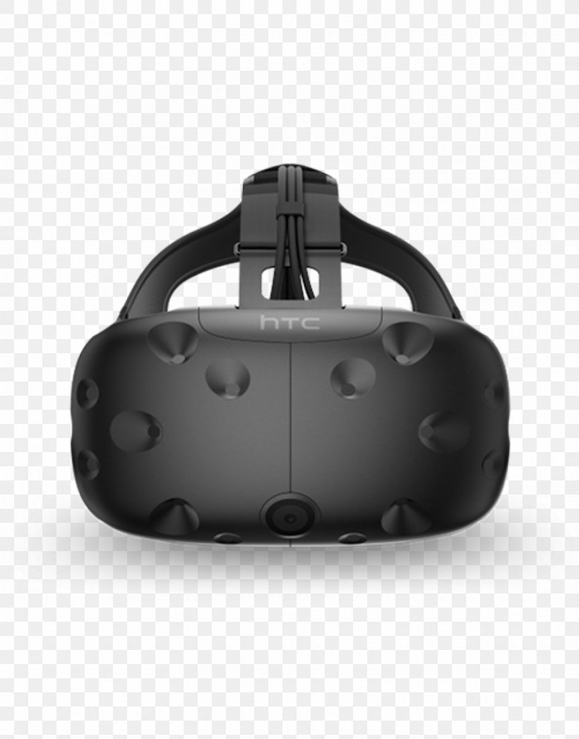 HTC Vive Oculus Rift Samsung Gear VR PlayStation VR Virtual Reality Headset, PNG, 870x1110px, Htc Vive, Black, Fashion Accessory, Game Controllers, Handheld Devices Download Free