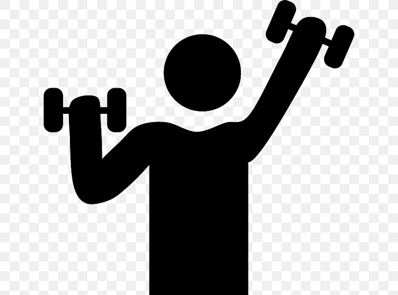 Exercise Physical Fitness Fitness Centre Clip Art Png 640x609px Exercise Black And White Brand Cartoon Communication