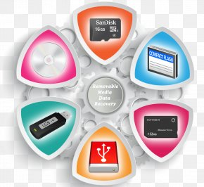 Fast Data Recovery - Removable Media Computer Hardware Data Recovery Data Storage PNG