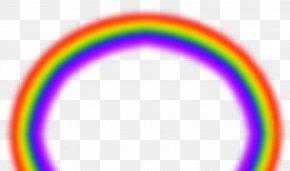 Rainbow Image - Rainbow Arc Clip Art PNG