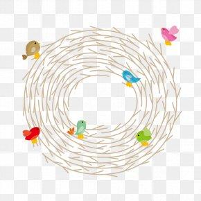 Creative Bird Nest - Edible Birds Nest Bird Nest PNG
