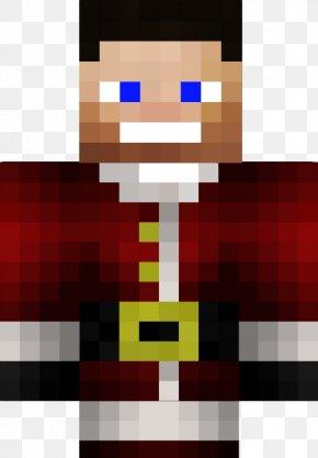 Diamond Shine - Minecraft: Pocket Edition Herobrine Santa Claus Mod PNG