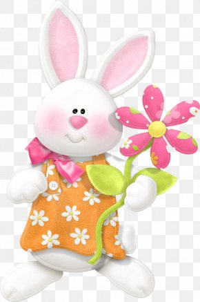 Easter - Resurrection Of Jesus Easter Bunny Message Happiness PNG