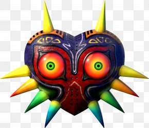 Artwork - The Legend Of Zelda: Majora's Mask 3D The Legend Of Zelda: Ocarina Of Time Link PNG