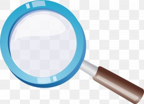 Magnifying Glass Vector Material - Magnifying Glass Lens Adobe Illustrator PNG