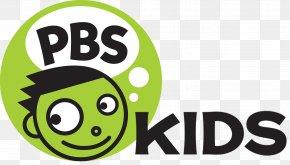 Green KIDS Logo - PBS Kids Children's Television Series KLRU PNG