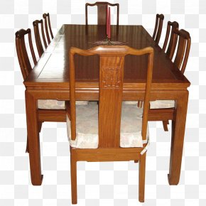 Old Couch - Table Furniture Chair Dining Room Matbord PNG