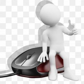 3D Villain - Computer Mouse 3D Computer Graphics Stock Photography Clip Art PNG