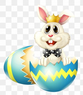 Easter Bunny Transparent Images - Easter Bunny Rabbit Clip Art PNG