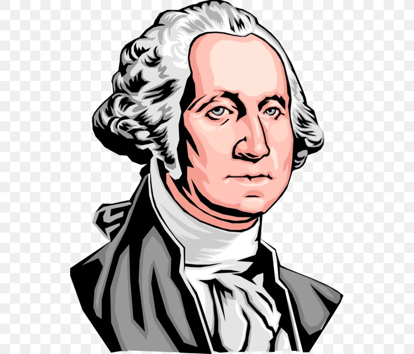 George Washington 1732 1799 United States Of America Clip Art Vector Graphics Png 541x700px George Washington