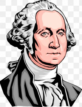 George Washington - George Washington, 1732-1799 United States Of America Clip Art Vector Graphics PNG